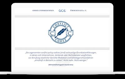 Web Projekt Conflict Codex