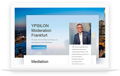 Webprojekt Ypsilon